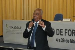 Ministro Carlos Alberto Reis de Paula - Corregedor da Justiça do Trabalho