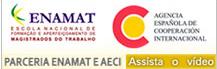 Banner da parceria Enamat - AECI